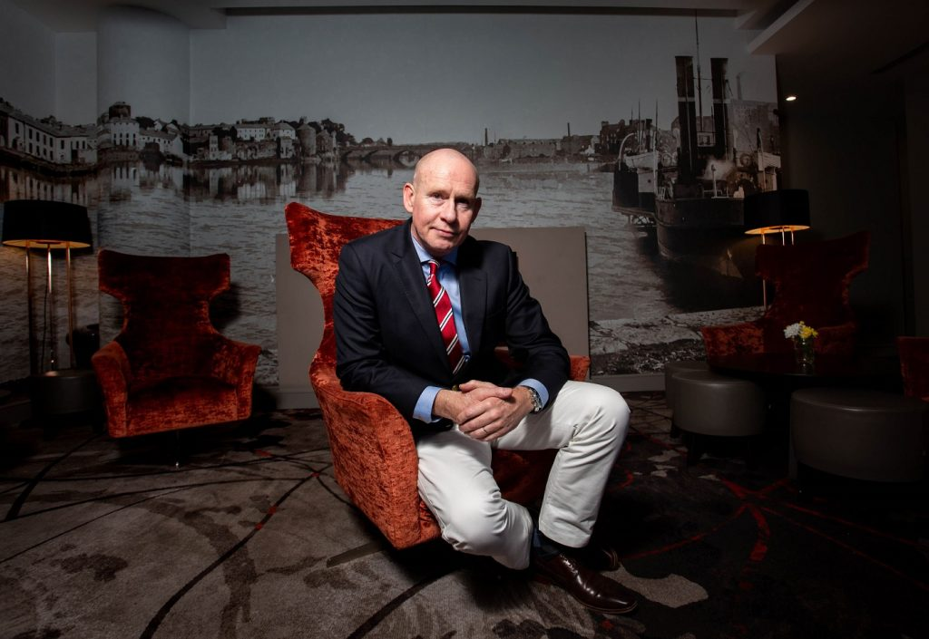 David Collins, COO Great National Hotels and Resorts