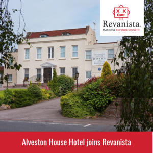 Alveston House Hotel has joined Revanista