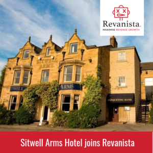 Sitwell Arms Hotel has joined Revanista